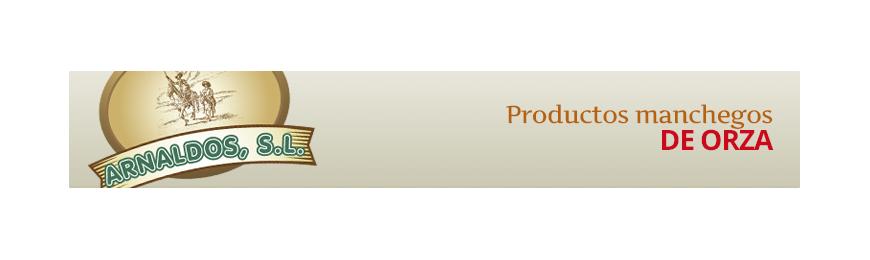 Productos de orza